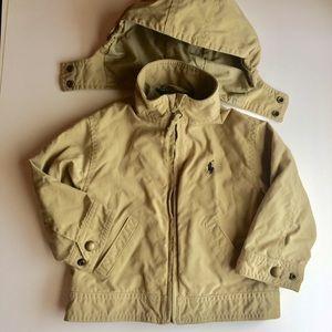 Darling Polo 18mo jacket